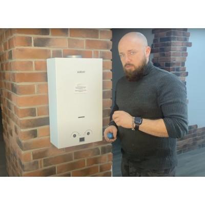 Обзор водонагревателя WARM Aquos 10L