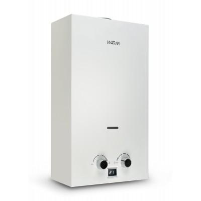 Водонагреватель Warm Aquos 10L проточный газовый купить